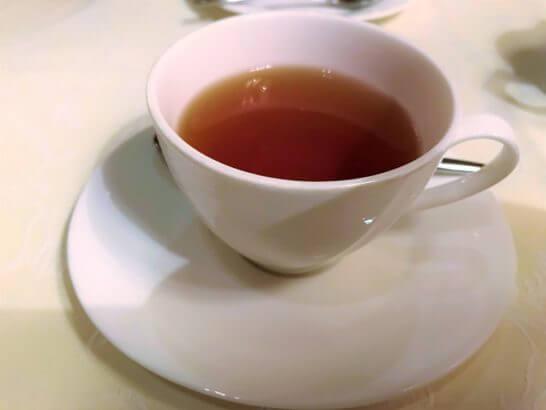 ザ・リッツ・カールトン大阪のスプレンディードの紅茶