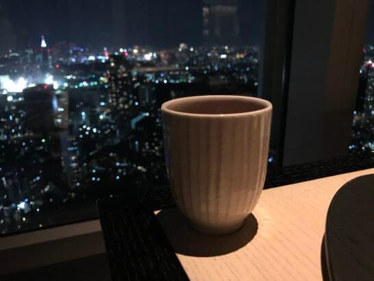 ひのきざかのほうじ茶