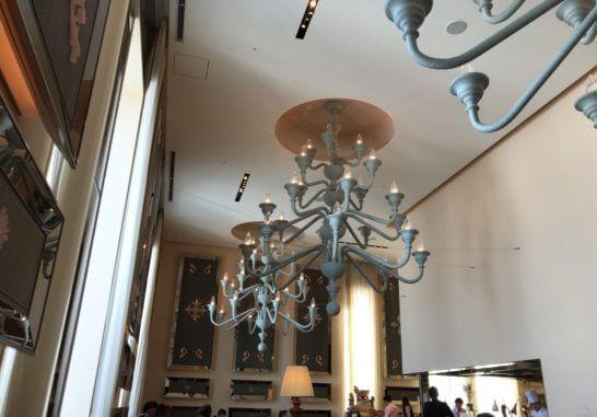 セントレジスホテル大阪のイタリア料理「ラ ベデュータ」