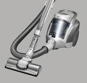 アイリスオーヤマのサイクロンクリーナーコンパクト 低騒音タイプ