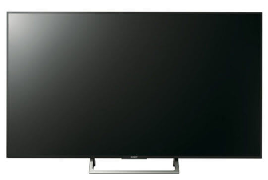 ソニー55v型 4Kテレビ「KJ-55X8500E」