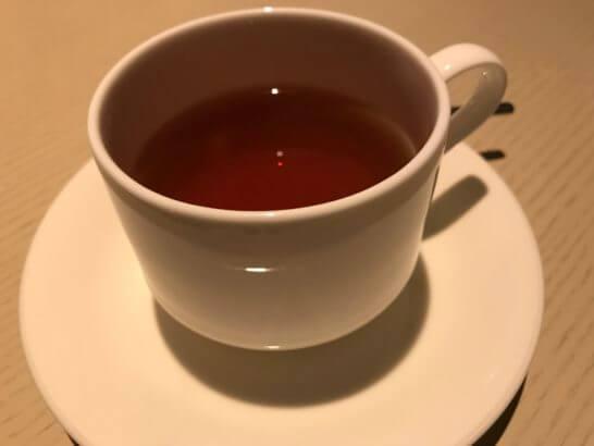 ヒルトン小田原「フローラ」の紅茶