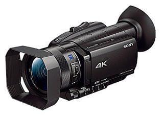 ソニー デジタル4Kビデオカメラレコーダー