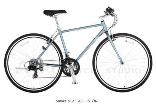 マリソル21段変速700C クロモリクロスバイク
