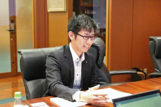 松井証券の服部さん