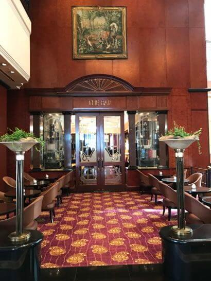 ウェスティンホテルのザ・バー