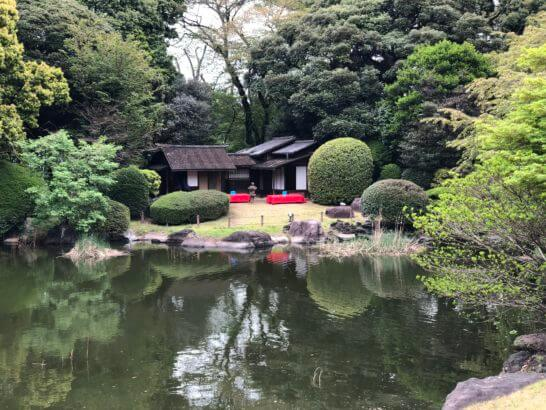 東京国立博物館の転合庵