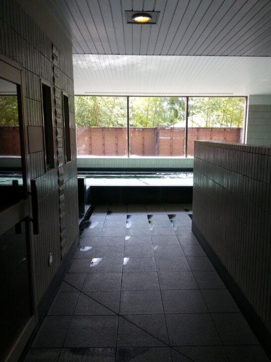 フォレスト・イン昭和館の大浴場