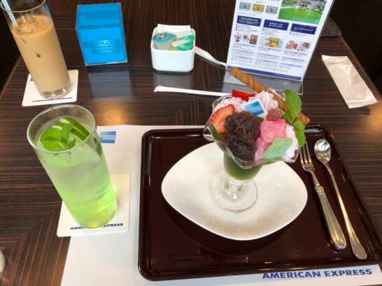 東京国立博物館の「THE GREEN Cafe」の無料ドリンクとオリジナルメニュー