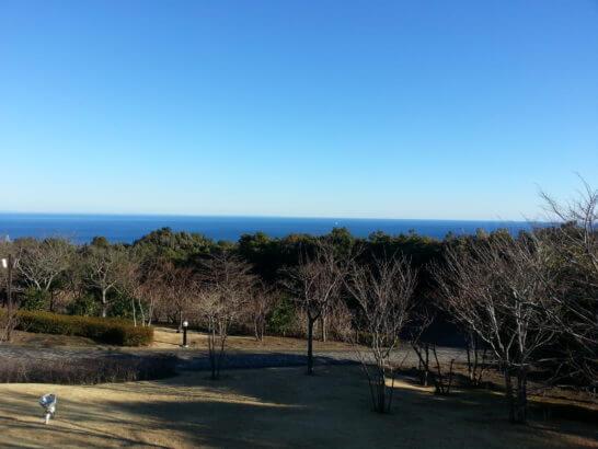 ヒルトン小田原の森と海