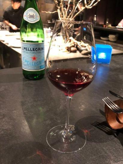フロリレージュの長野の赤ワイン