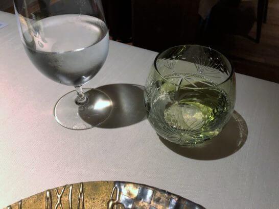 京 翠嵐の日本酒