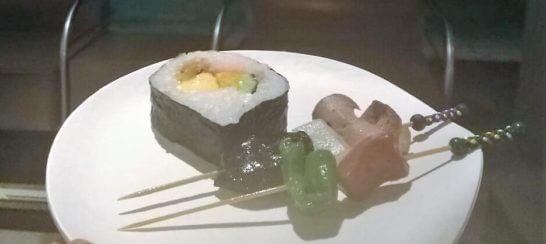 LA LISTE日本最優秀レストランを祝うレセプションの料理 (9)