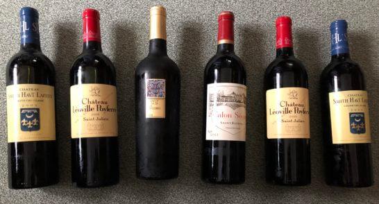 パーカーポイント100点満点の赤ワイン