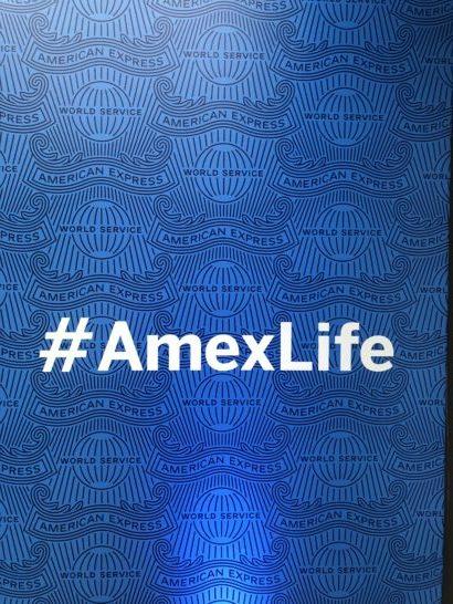 #AmexLife