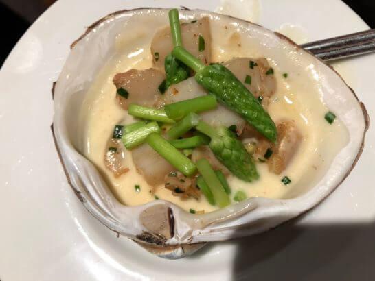 LA LISTE日本最優秀レストランを祝うレセプションの料理 (6)