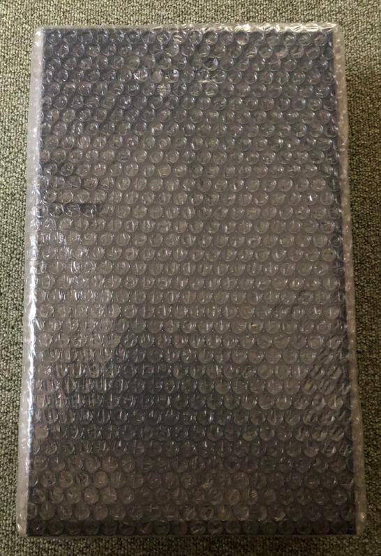 三井住友プラチナカードのメンセレ(田崎真也ワインセット)の包装
