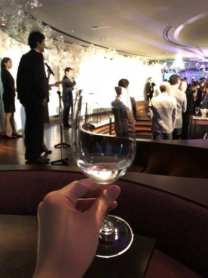 SAKE COMPETITION 2018 授賞パーティーの乾杯