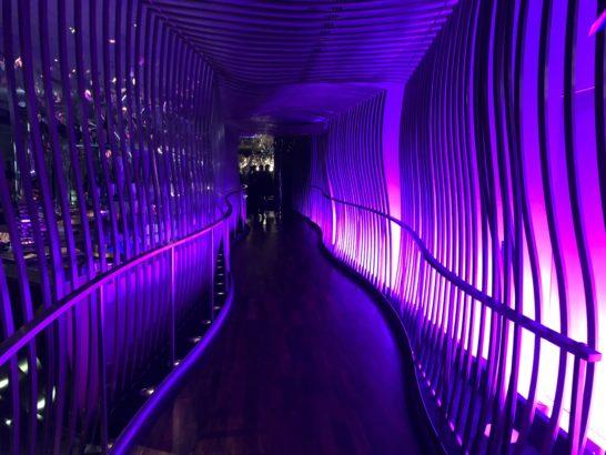 ザ・ペニンシュラ東京の24階レストラン「Peter」