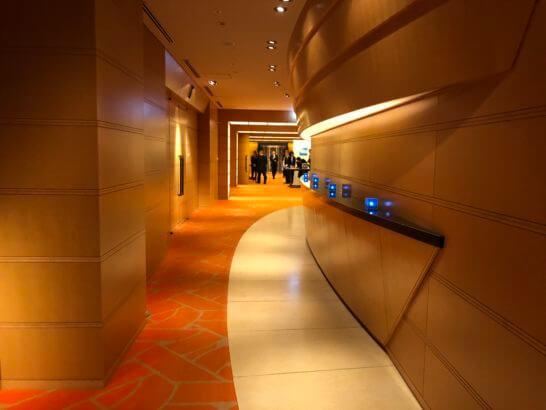 東京アメリカンクラブ地下2階