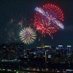 アメックスの東京湾花火- EDOMODE- RESERVED SEATS
