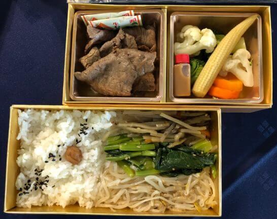 アメックスの横浜花火大会のお弁当(将泰庵)