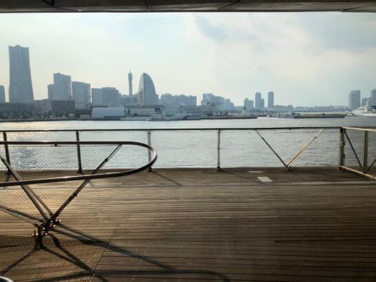 横浜の景色