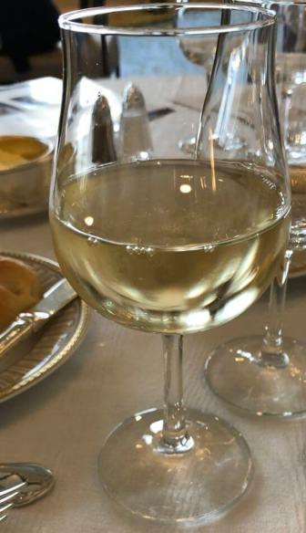 アメックスの東京花火大祭の白ワイン
