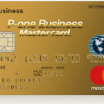 P-one Business MasterCard