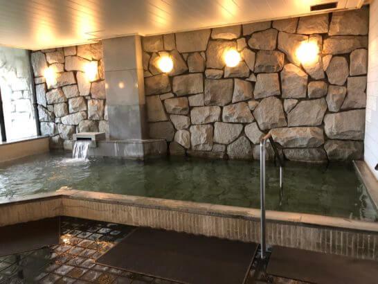 マリオット修善寺の大浴場