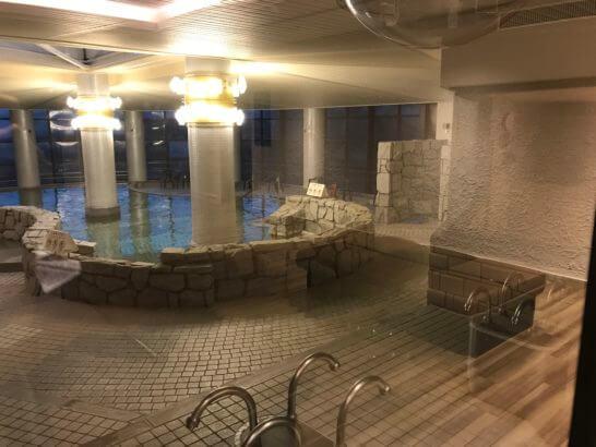 マリオット修善寺のプール