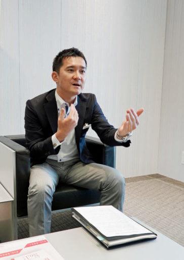三菱UFJ銀行 リテール事業部 リテールファイナンス業務室 調査役の藤田悠介さん