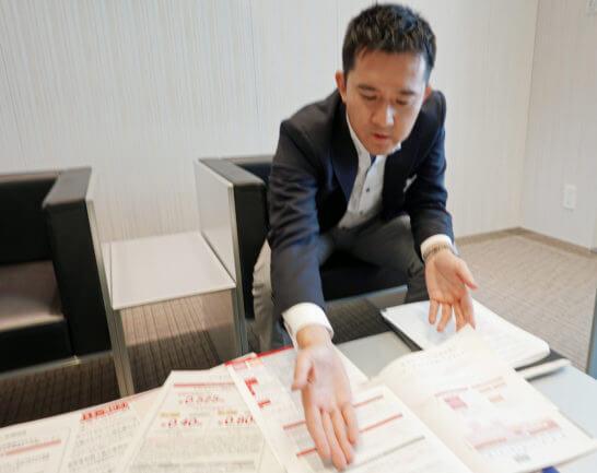 三菱UFJ銀行 リテール事業部 リテールファイナンス業務室 調査役の藤田悠介さん (2)