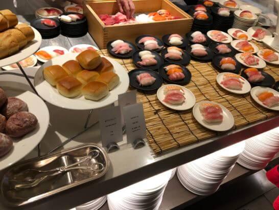 ヒルトン小田原のお寿司