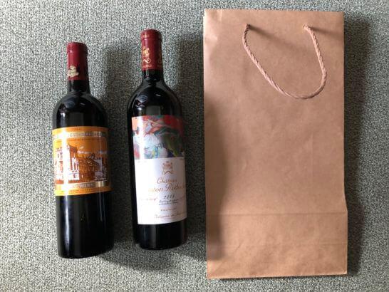 ビックカメラで買った赤ワイン(シャトー・ムートン・ロートシルト 2015等)