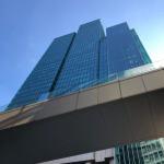 SBI証券のオフィスがある泉ガーデンタワー (3)