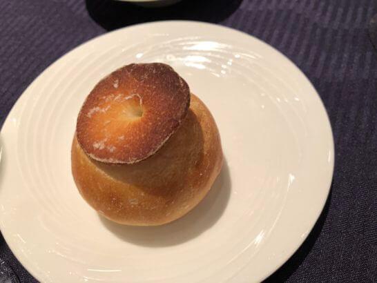 ダイナースクラブ フランスレストランウィークのガラディナーのパン(2個め)