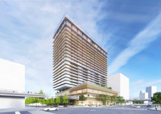 ウェスティンホテル横浜