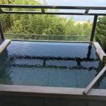 熱海せかいえの客室露天風呂 (2)