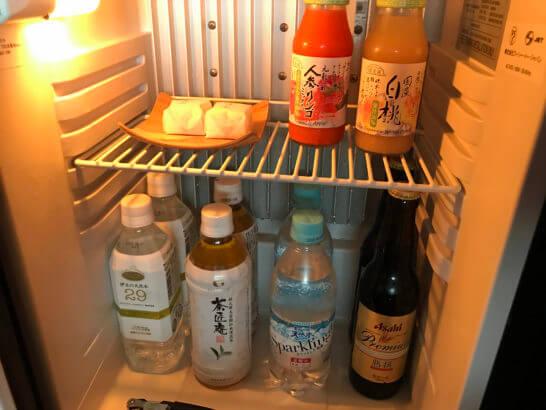 熱海せかいえの冷蔵庫