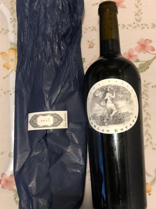 ハーラン・エステート レッド・ワイン