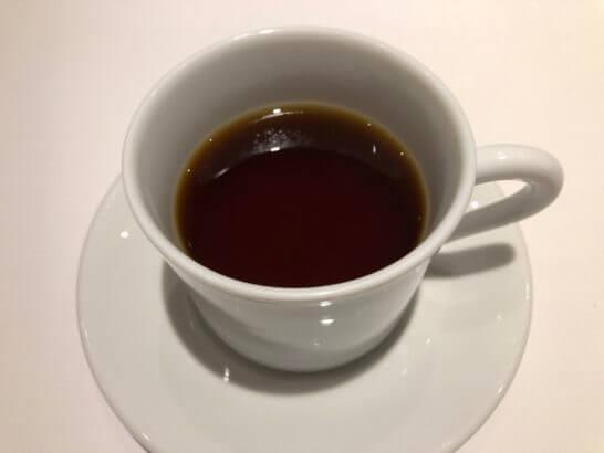 レフェルヴェソンスのコーヒー