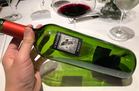 スクリーミング・イーグル 2013のボトル