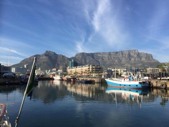 南アフリカのケープランド