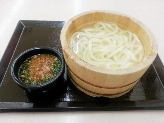 丸亀製麺のうどん (1)