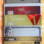 アメックスのクレジットカード(5枚)