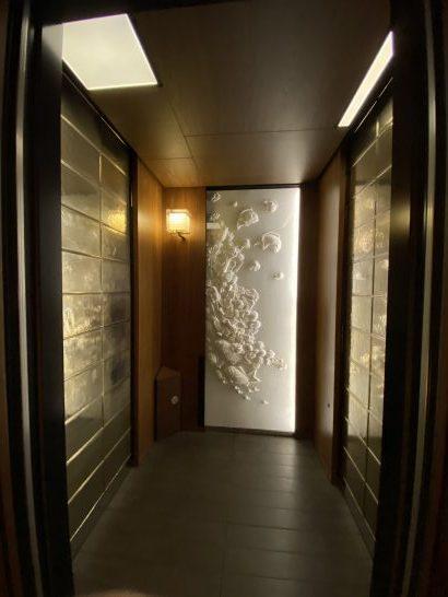 アンダーズ東京のエレベーター