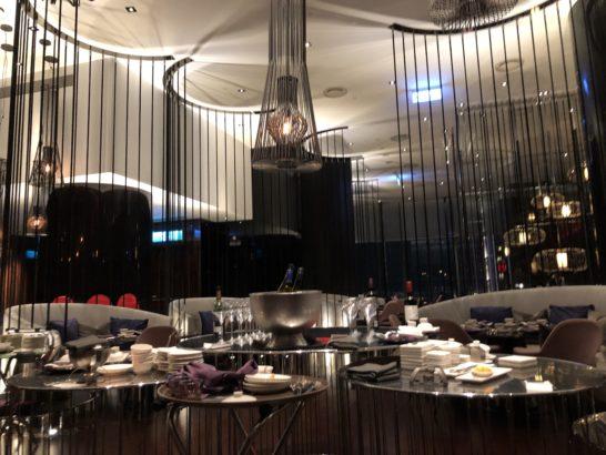 Wホテル台北の中華レストラン