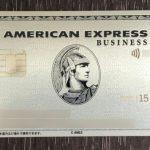 アメックスビジネスプラチナのメタルカード