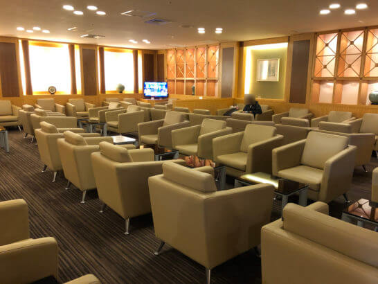 KAL Business Class Lounge(関西国際空港)